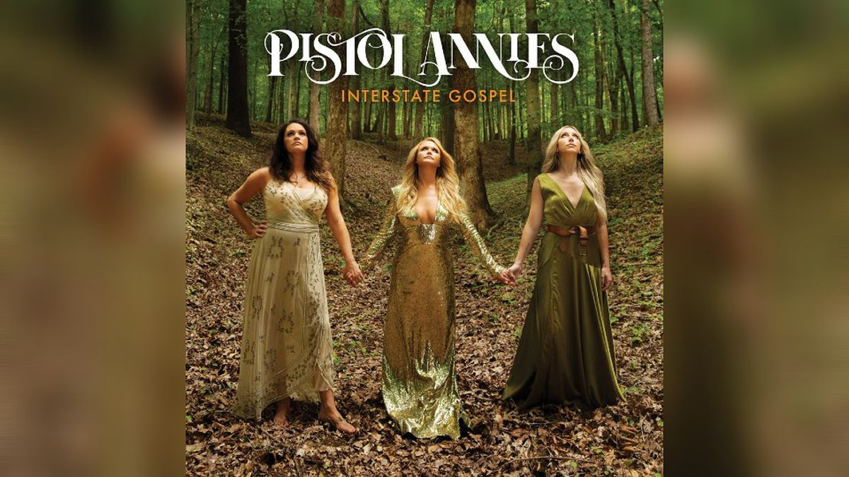 """Pistol Annies' """"Interstate Gospel"""" was nominated for Best Country Album for the 2019 Grammys."""