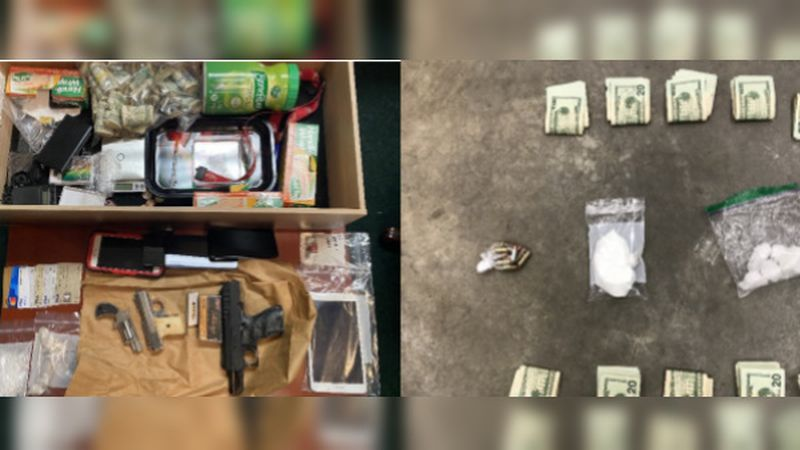 The multi-day operation was conducted by the F.A.D.E Drug Task Force, DEA, Russell Police, and...