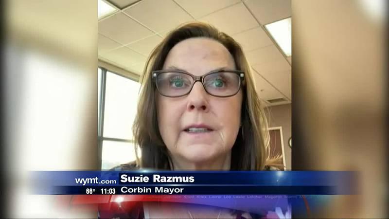 Corbin Mayor Suzie Razmus shares message with community - 11:00 p.m.