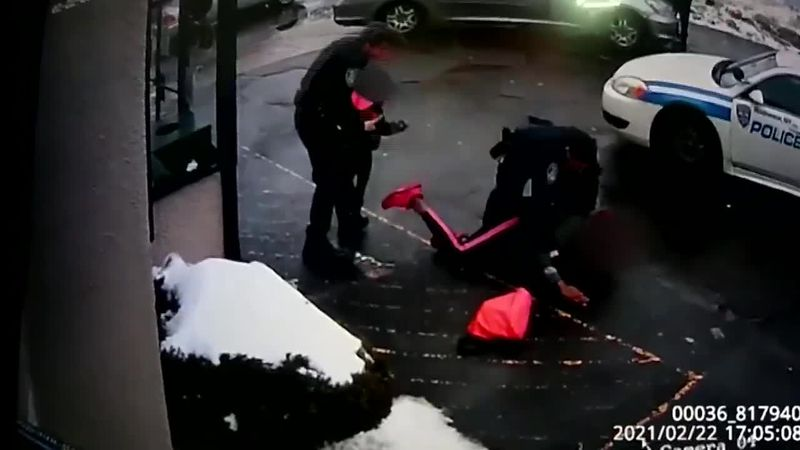 Video of the February incident has been made public at a time when the Rochester Police...