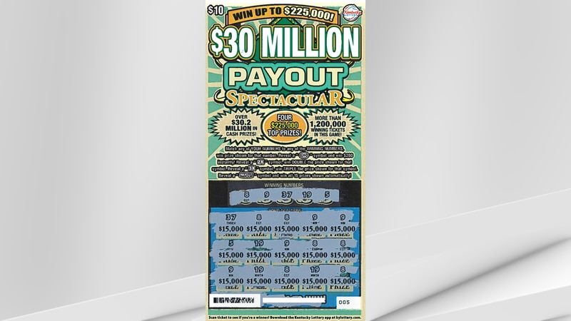 Two women within the Louisville area have just become richer after winning from Kentucky...