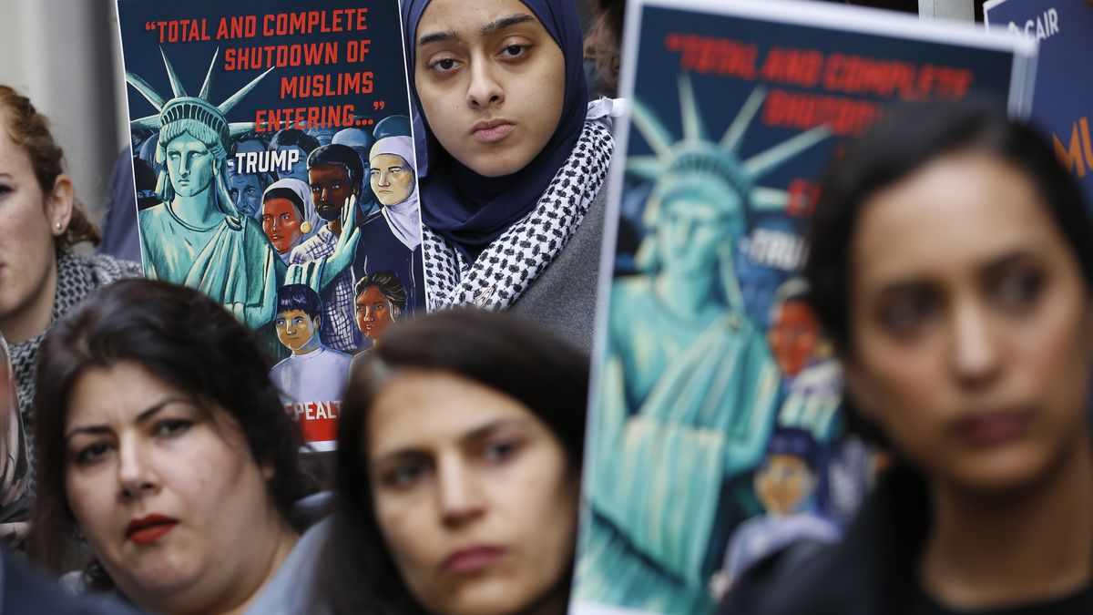 Refugee advocates, including faith-based groups that President Donald Trump is courting in his re-election bid, called on Congress Thursday, Oct. 1, to halt his administration's plans to slash the limit on refugees allowed into the U.S. to a record low.