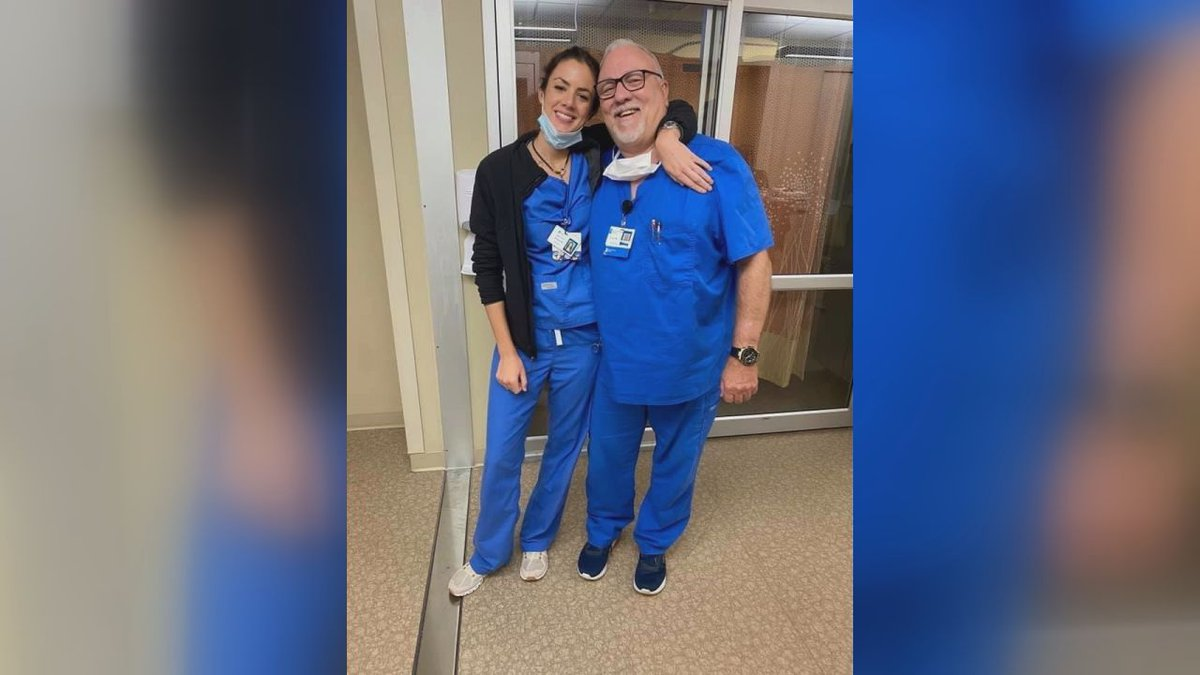 Woodward, of Franklin, was the critical care team leader at Ascension Saint Thomas West...