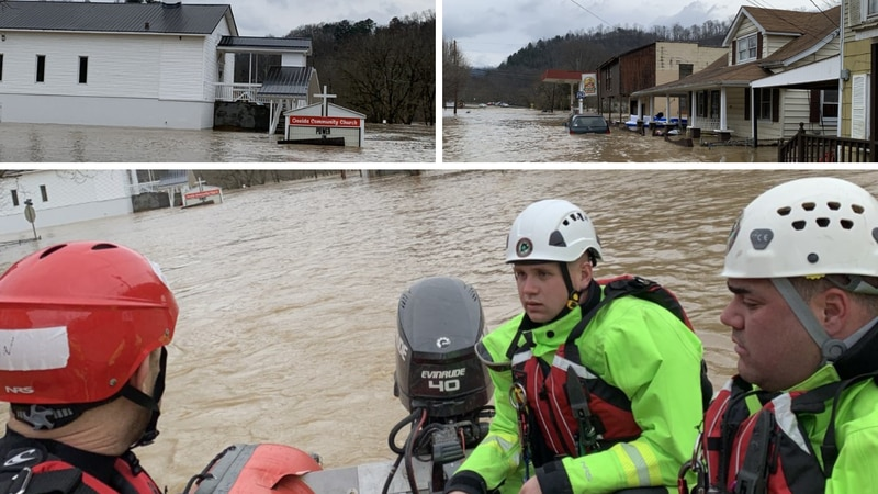 (Credit: London-Laurel Rescue Squad, Manchester Clay County Search & Rescue)