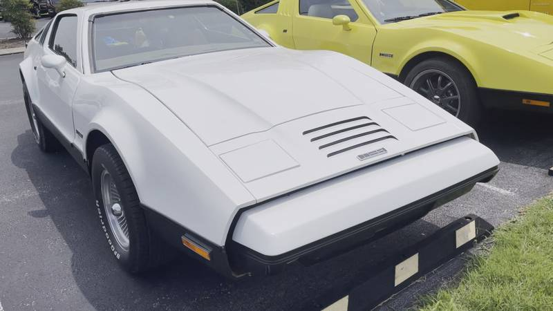Bricklin Car