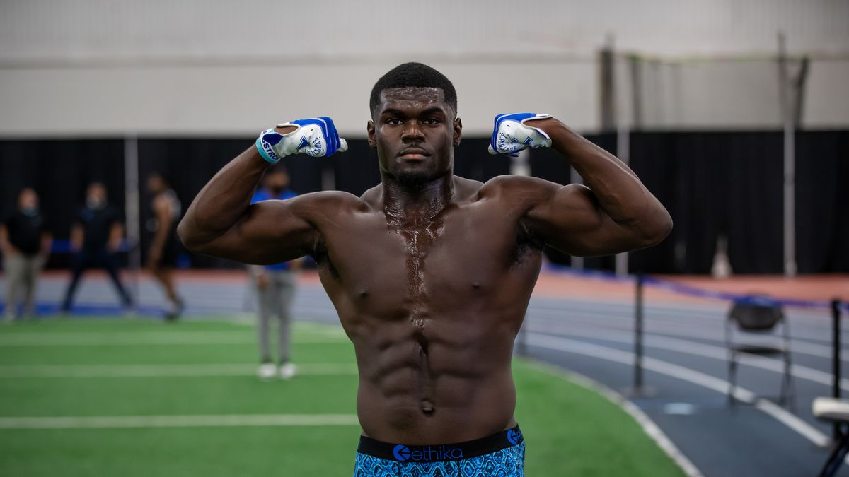 2021 Kentucky Football Pro Day
