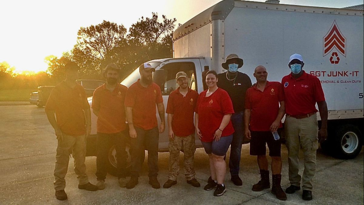 Louisville business owners recall trip to Louisiana to help Hurricane Laura victims