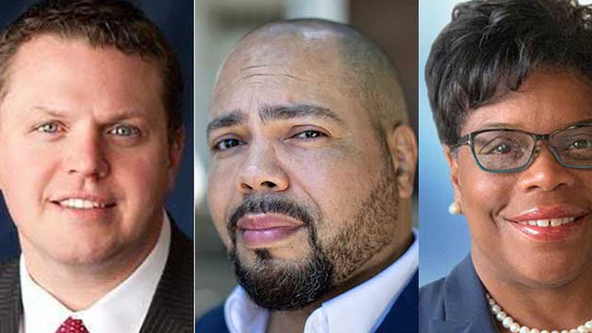 Dr. Jason Glass, Dr. Julian Vasquez Heilig and Dr. Felicia Cumings Smith have been named as finalists to be the next Kentucky education commissioner.