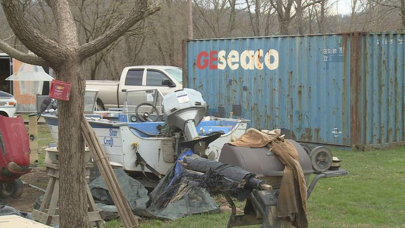 As if massive flooding wasn't bad enough, some folks in eastern Kentucky are being targeted by...