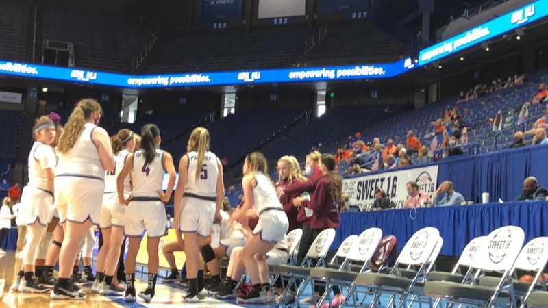 Pikeville vs. Marshall County in KHSAA girls' sweet 16