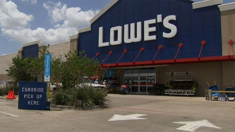 Lowe's is offering 50 couples the chance to come into the store and participate in an intimate...
