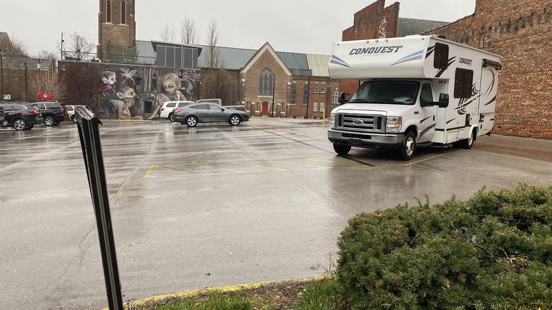 We're learning new details about an RV parked in downtown Lexington that led to evacuations...