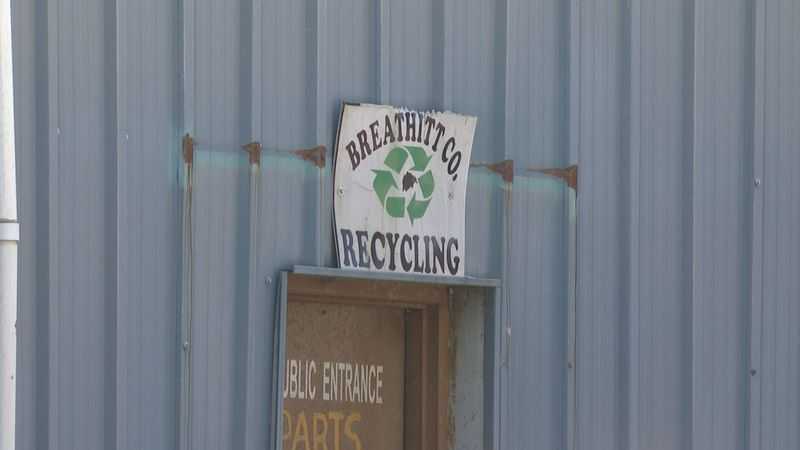 Officials in the county say illegal dumping has increased at an alarming rate.