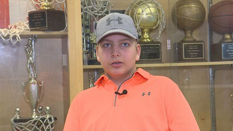 Powell community comes through in support of young brain cancer patient