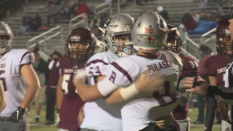 Pulaski County defeats Tates Creek
