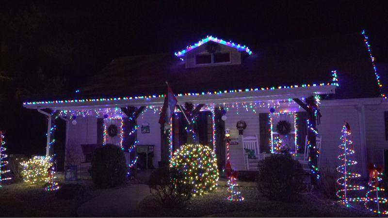 Holiday Nights and Christmas Lights