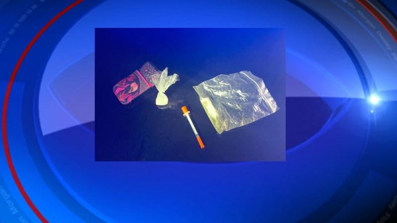 drug evidence manchester arrest