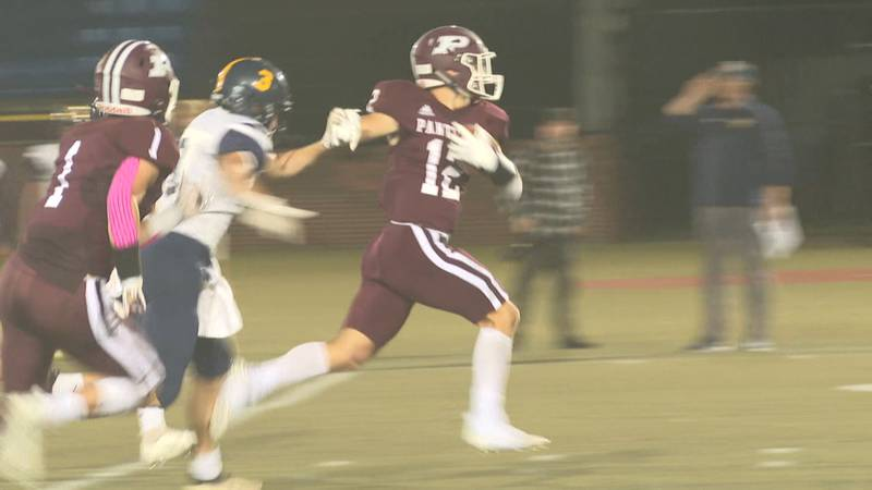 Pikeville beat Sayre 43-7.
