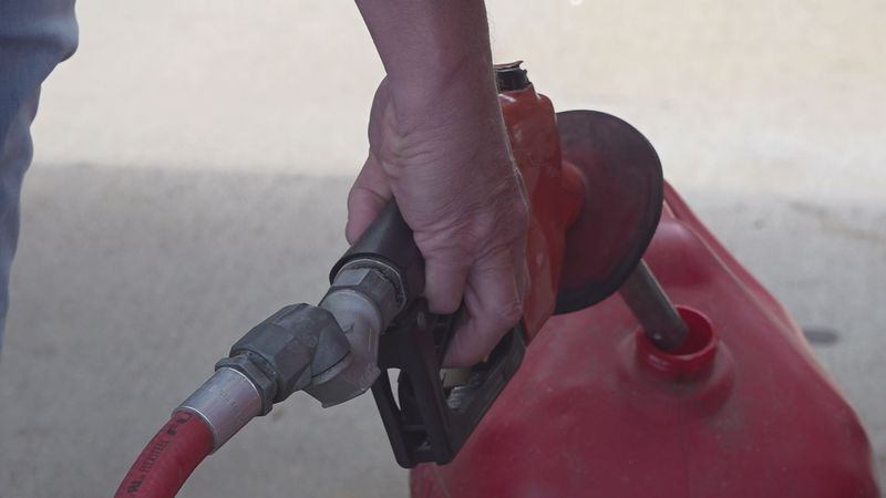 As news of a potential gas shortage spread to Eastern Kentucky, gas stations began seeing an...