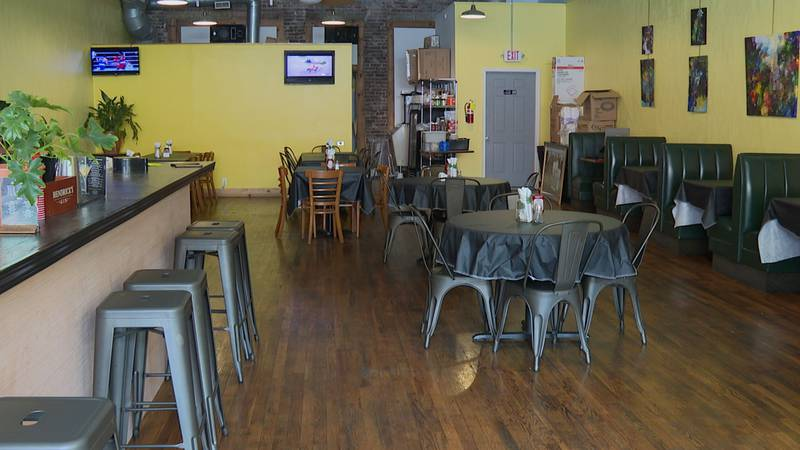 Heritage Kitchen owner Brad Shepherd says that he and his staff will remain ready.