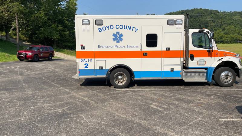 Logging accident reported in Boyd County, Kentucky