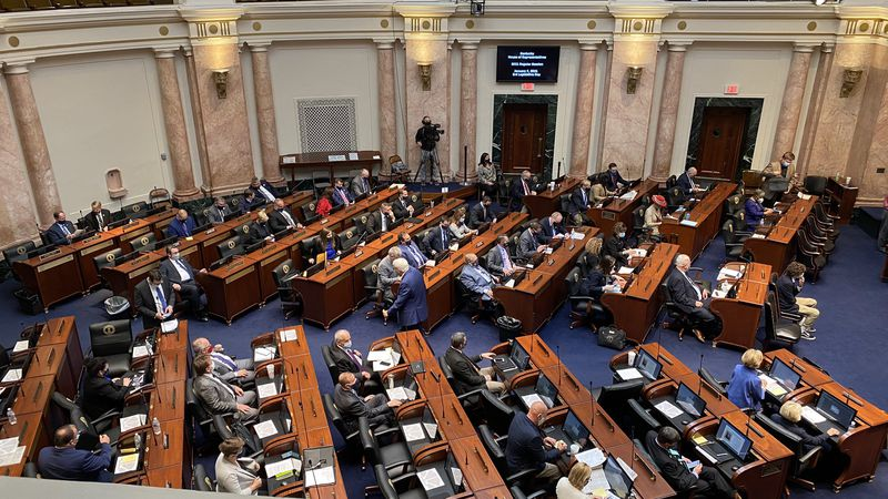 Priority bills passed on the House floor are also now being heard in Senate committees and...