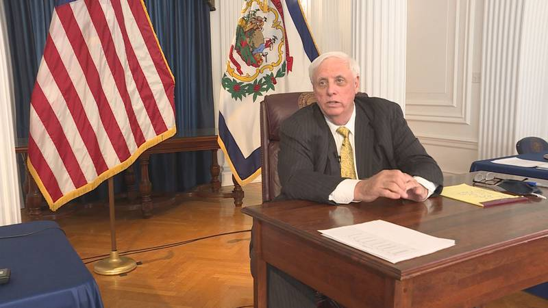 Gov. Justice introduced his proposal to eliminate the state income tax on Thursday.