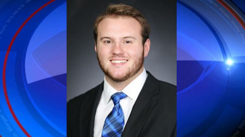 UK Football's Luke Fortner announced his decision to stay with the team for his senior season...