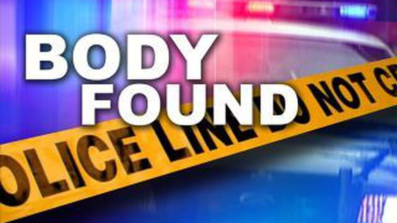 Officials say the body was in a state of decay.