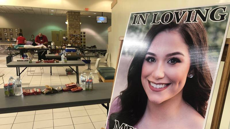 Blood Drive for Ally Davis