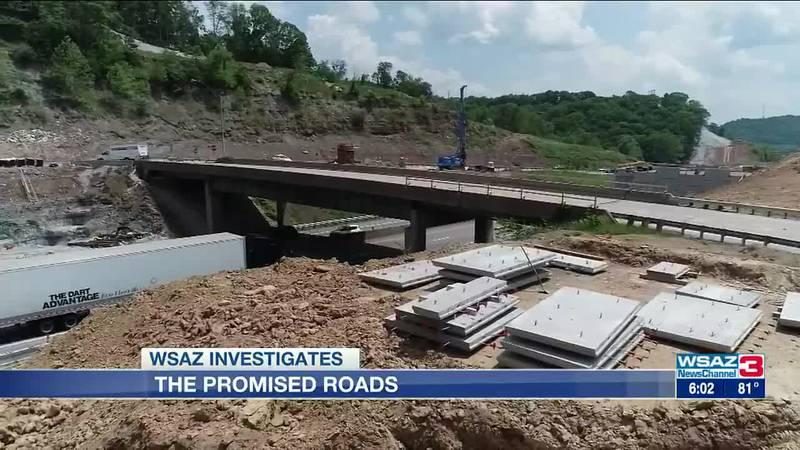 WSAZ Investigates | The Promised Roads
