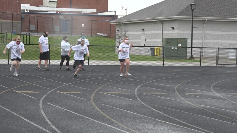 Special Olympics Kentucky holds first track and field meet in Bowling Green