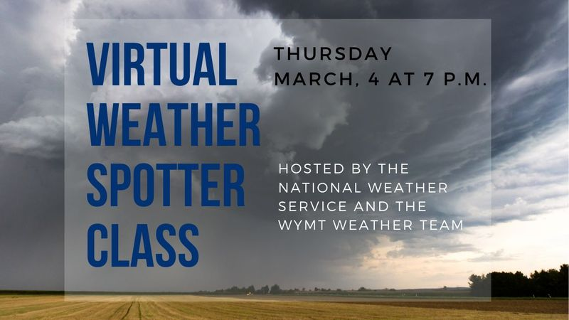 2021 virtual weather spotter class