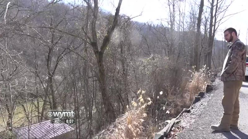 Mudslide knocks Perry County family's trailer off its foundation - 6:00 p.m.