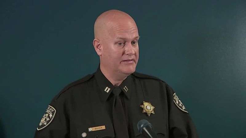 'Yesterday was a really bad day for him,' Capt. Jay Baker of the Cherokee County Sheriff's...