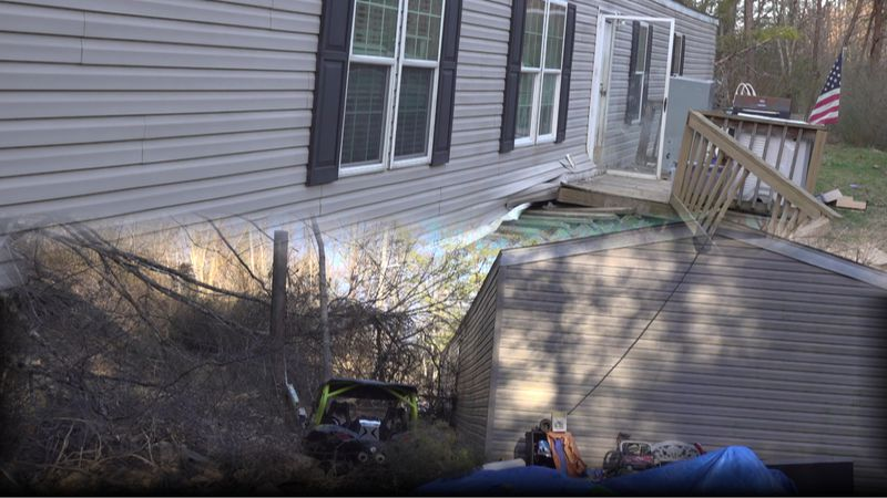 Letcher County family loses home in mudslide
