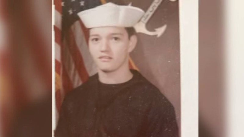 """Charles """"Rocky"""" Johnson served in the Navy during the Vietnam War. Now, he's getting the..."""