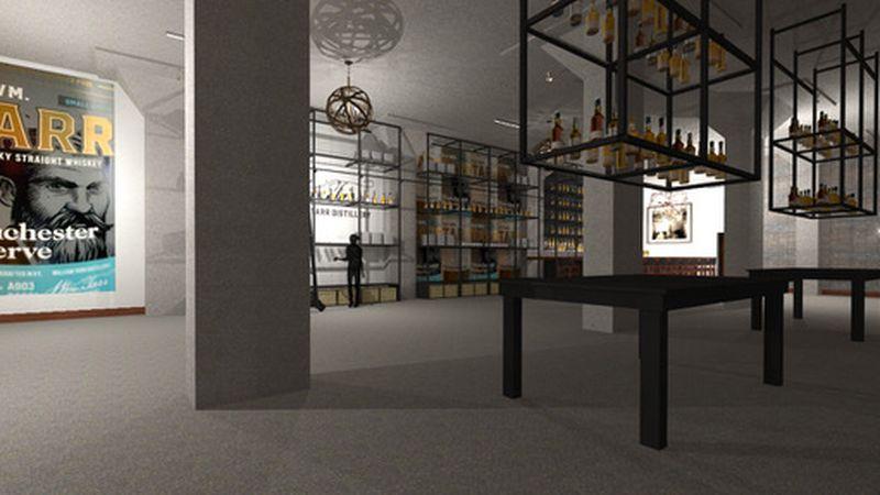 Wm. Tarr Distillery is Lexington's Distillery District's latest addition.