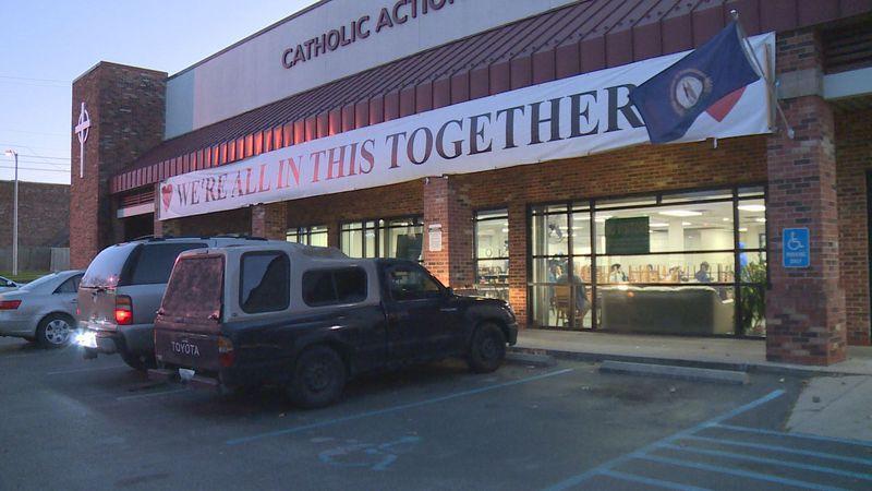 The Catholic Action Center has a new shelter opening November 6.