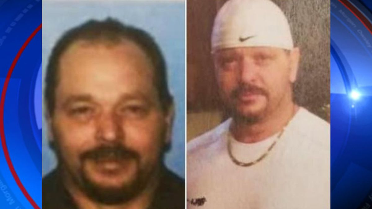 Robert Lee Earnest, 49, of Logan, who is wanted by West Virginia State Police, is considered to be armed and dangerous.