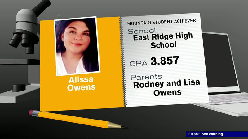 Mountain Student Achiever 7/20