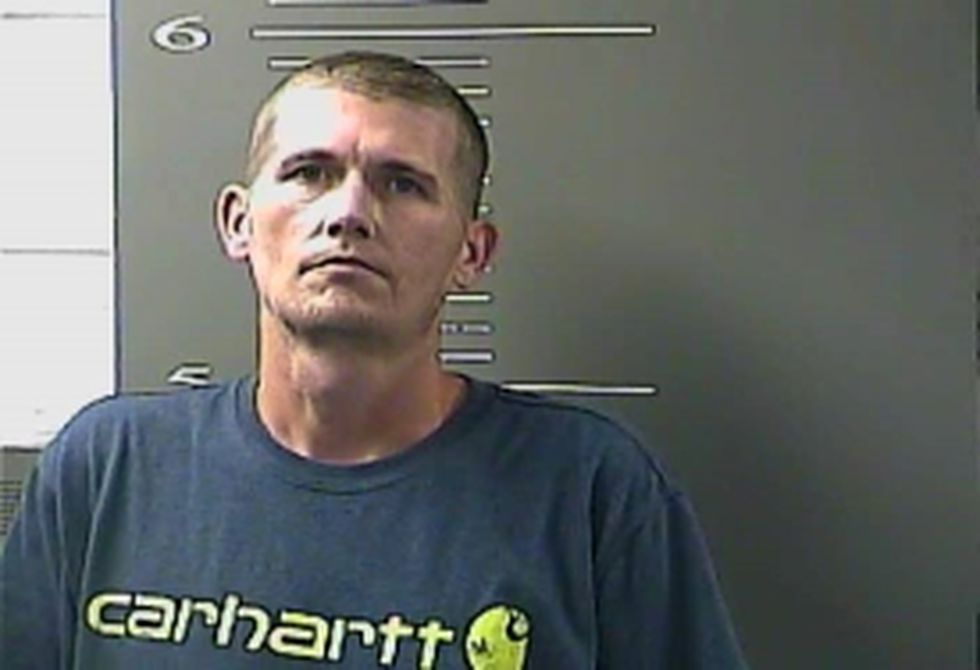 Terrence Mills was arrested Wednesday in Martin County.