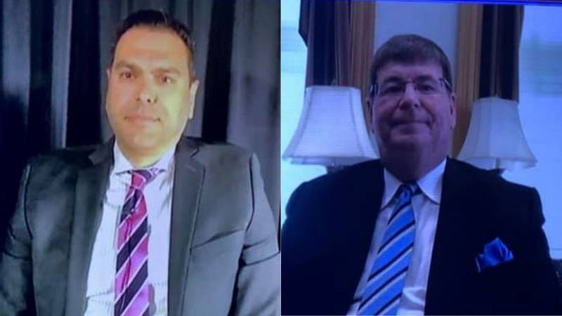 Issues and Answers: Dr. Fadi Al Akhrass and Dr. William Luckey