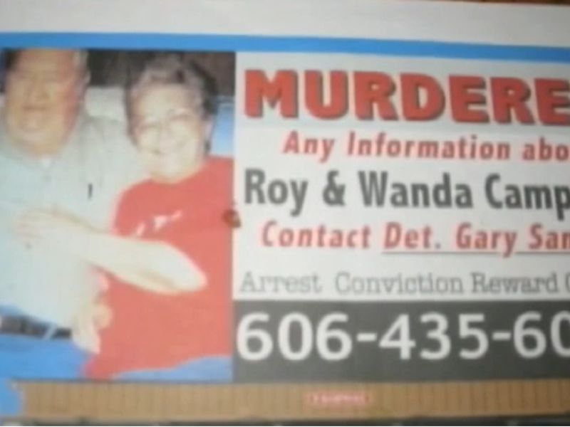 Perry County couple's murders remain unsolved