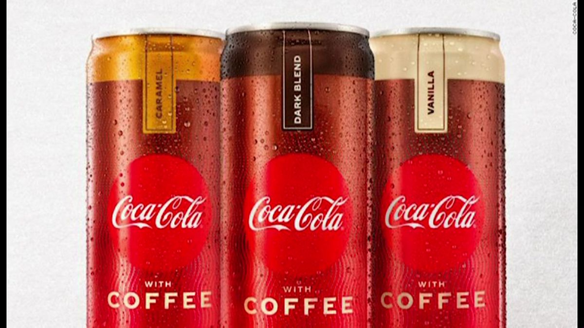 It will combine regular Coke with Brazilian coffee and it comes in three flavors: dark blend, vanilla and caramel.