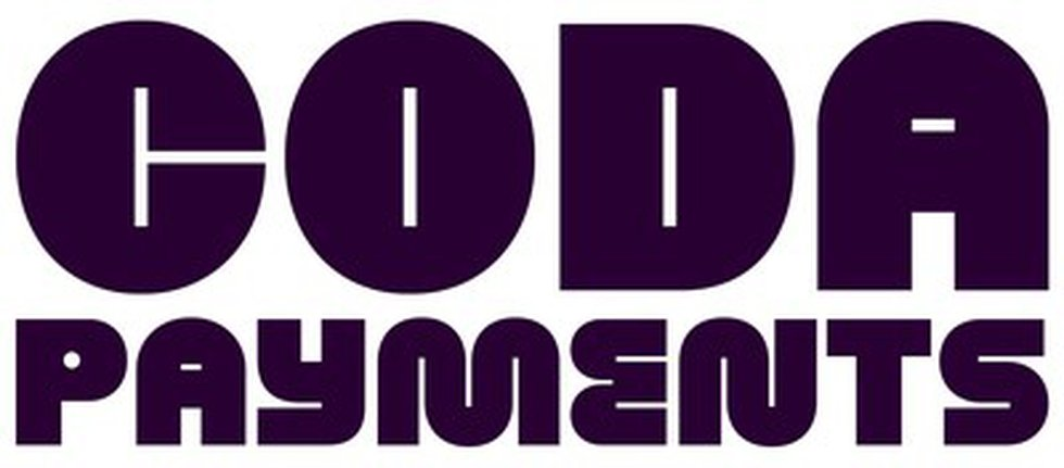 Coda Payments - logo (CNW Group/Coda Payments)