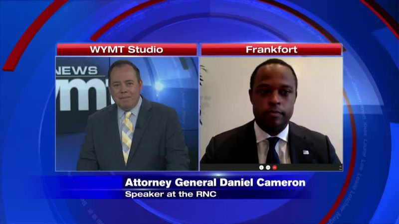 Kentucky Attorney General discusses RNC, Breonna Taylor investigation