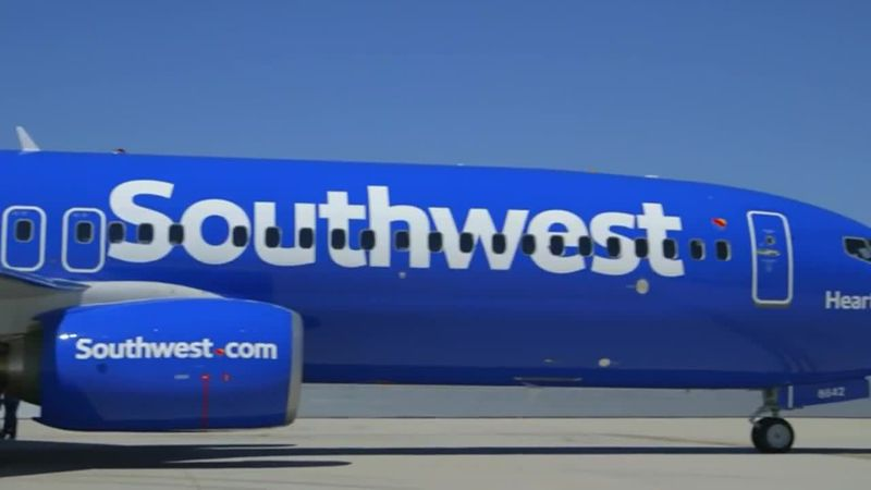 A 3-year-old boy with autism wouldn't wear a face mask on the plane, so Southwest had to ask...