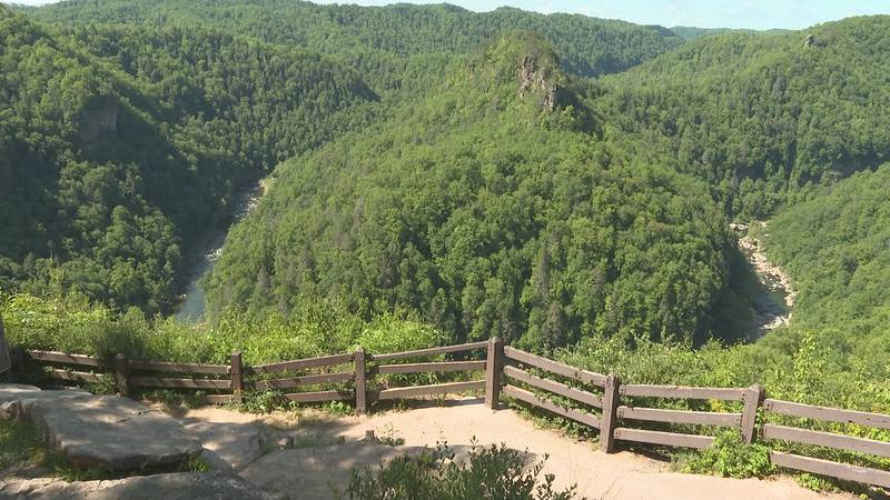 The Breaks Interstate Park's potential of becoming a major outdoor recreation attraction is...