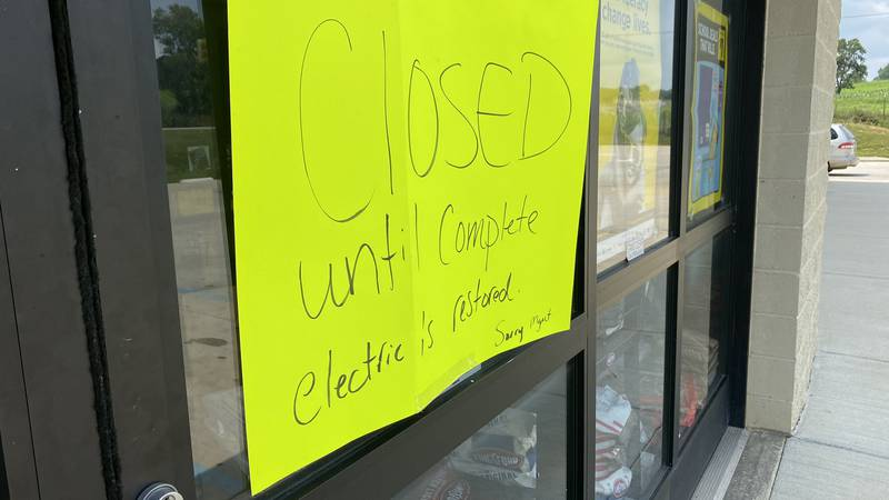 Berea is experiencing a city-wide power outage.